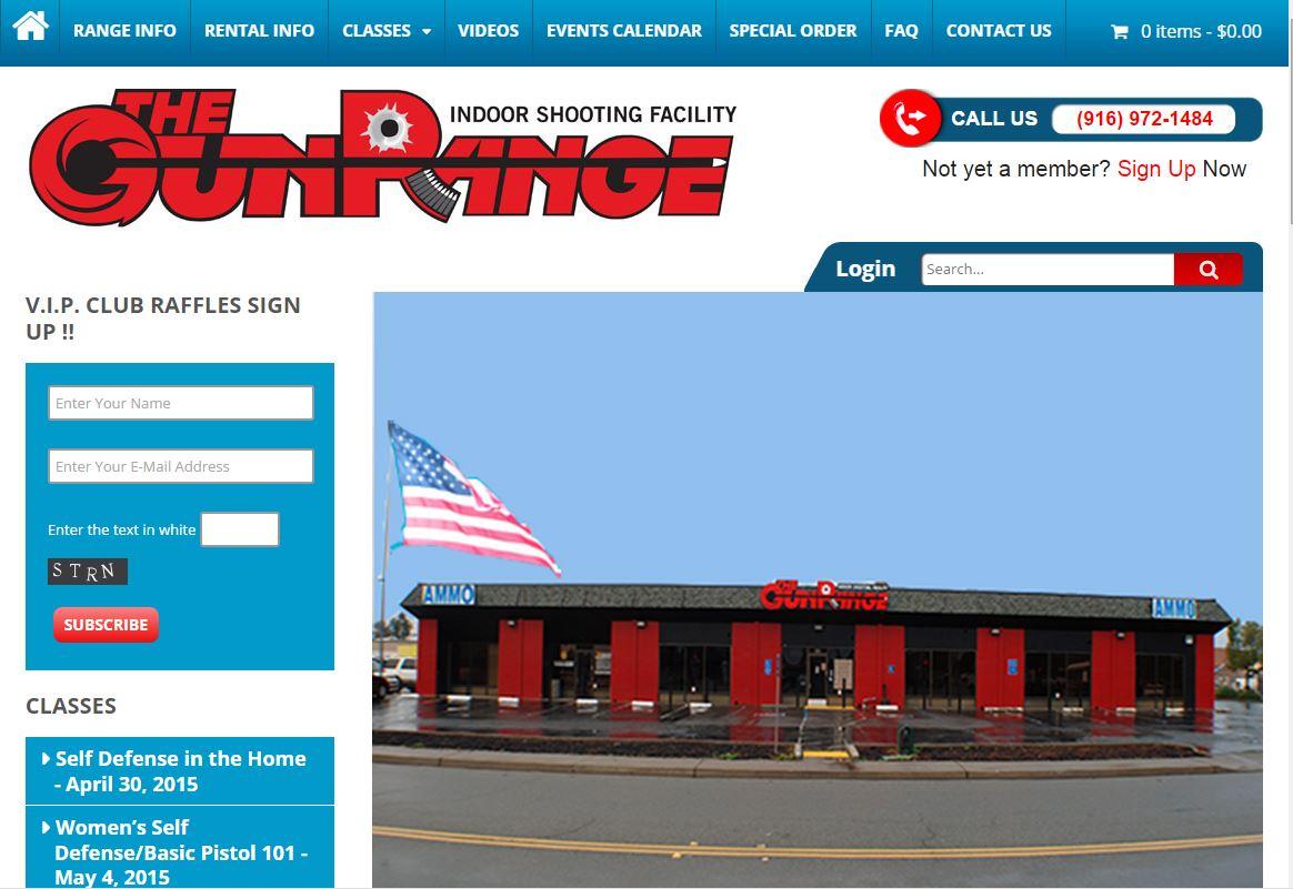 the-gun-range-website