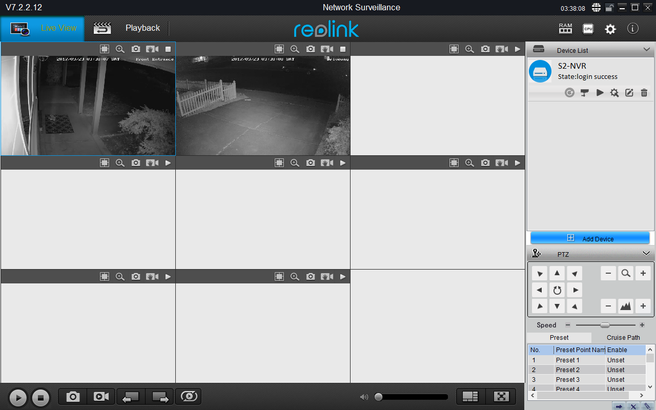 Reolink NVR and RLC-410 PoE 4MP Cameras - S2 Blog